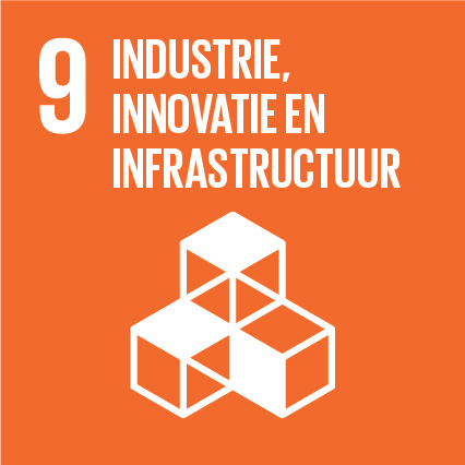 SDG9 Industrie, innovatie en infrastructuur