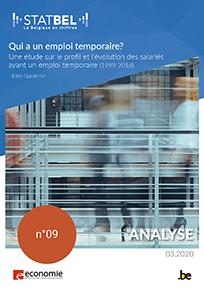 Analyse - Qui a un emploi temporaire?