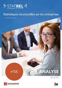 Analyse - Statistiques structurelles sur les entreprises 2017