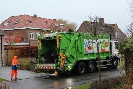 Gemeentelijk afval 2016