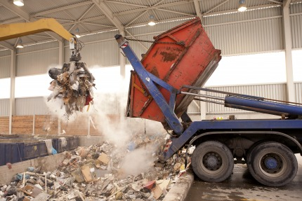 Waste production continues to increase in 2018