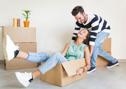 The number of legal cohabitation declarations and terminations is on the rise in 2019