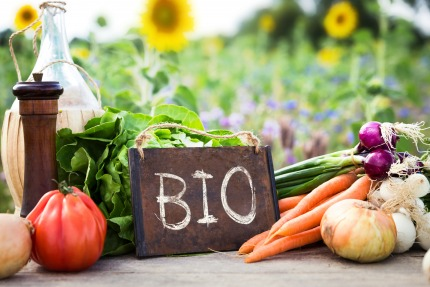 9% more organic farms in 2017