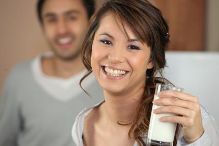 51,9 Millionen Liter Milch wurden im September erzeugt