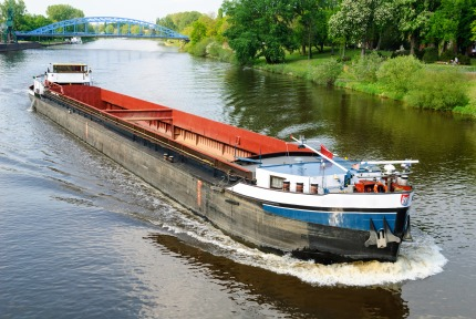 Inland water transport in the first quarter of 2019