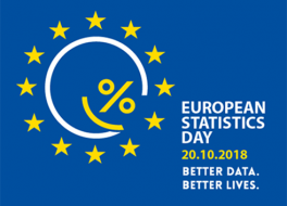 20th october : European Statistics Day