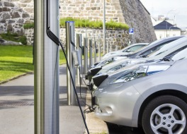 EleElectricity for 5.1 % of new cars