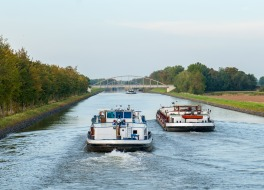 Inland water transport in the third quarter of 2020